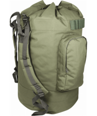 Woodlands, maxi decoy bag-groen