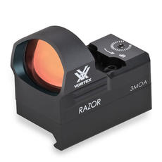 Woodlands, Vortex razor red dot