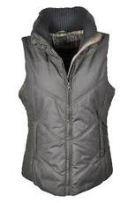 Woodlands, Hubertus wax bodywarmer dames