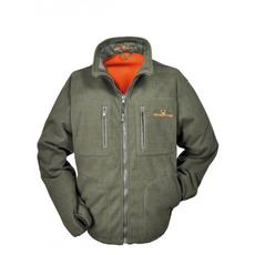 Woodlands, Hubertus reversible fleece